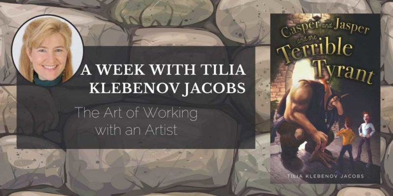 A Week with Tilia Klebenov Jacobs - The Art of Working with an Artist