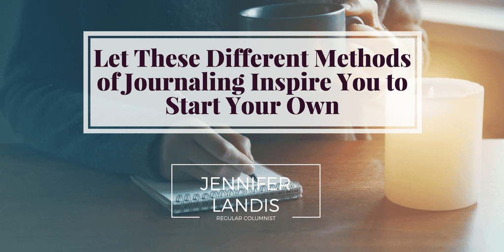 Let These Different Methods of Journaling Inspire You to Start Your Own