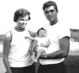 A Good Man, a Good Father - Terri Giuliano Long with parents