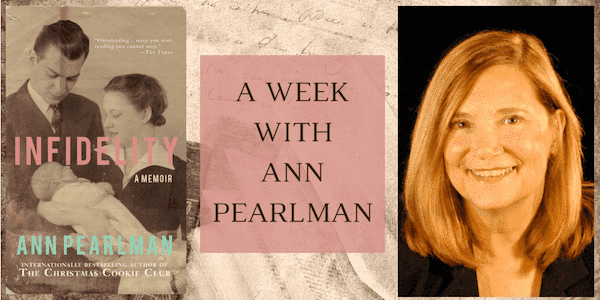 A Week with Ann Pearlman
