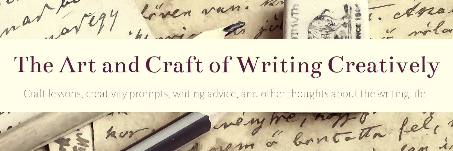 The Art & Craft of Writing Creatively Logo